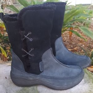 Columbia Delancey water resistant boot